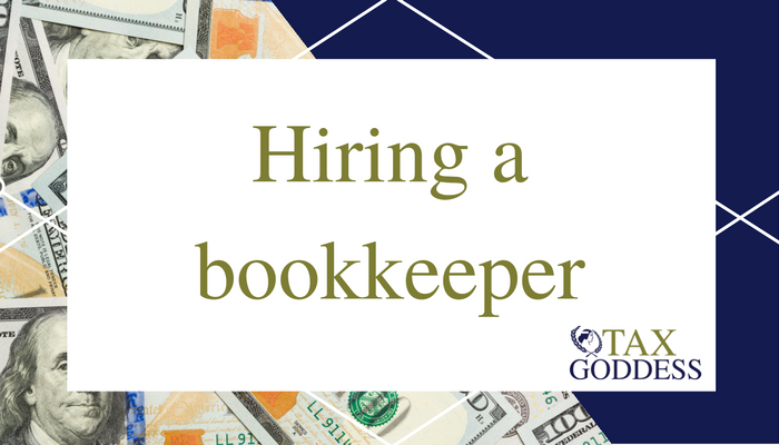 Business Owner's Guide To Hiring A Bookkeeper